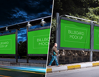 Billboard Mock Up (Free)