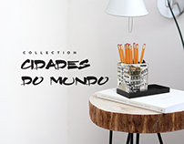 Collection Cidades do Mundo :: Product Design