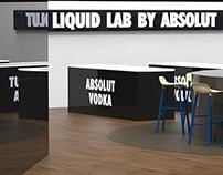 Absolut Vodka- Exhibition Design