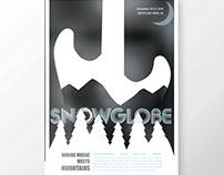 Snow globe Music Poster
