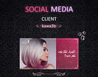 Kawa3b - Social Media