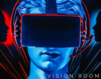 """""""Vision Room"""" Movie Poster"""