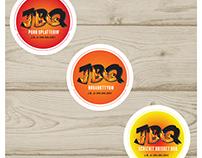 JBQ Stickers/Labels