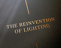 The Reinvention of Lighting - Brochure