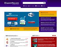 Programfiles.com - Redesign