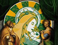 Concurso de Pratos Spoleto 2019   Madona Pastinha