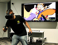 Let's Draw Goku in Google Tilt Brush