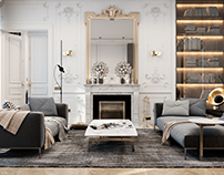 Exquisite flat in Paris.