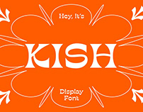 SALE: KISH - Quirky Display Type