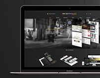 Website Design UI/UX for IT company / corporation