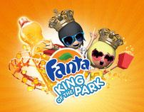 Fanta - King of the Park