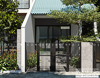 Hau's house  CGI and Design by 893.studio