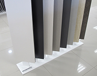 Display Linea - Margres