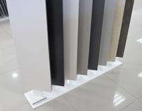 Display Linea - Margres