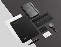 expert - one page & branding