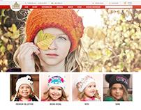 Интернет магазин детских шапок mialt.ru