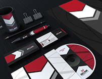Free Corporate Identity Package - Stationery