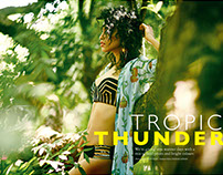 Tropic Thunder/ Grazia May 2016