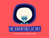 THE ADVENTURES OF UBY