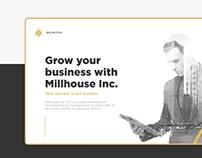 Millhouse Inc. Rebranding