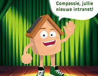 Animatie 'Compassie'