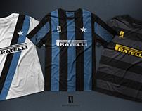 T-Shirt - FDM - Inter inspired