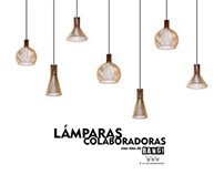 LAMPARAS COLABORADORAS