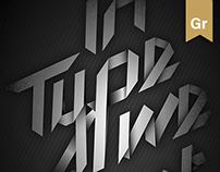 ORIBINARY Typeface
