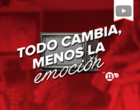YOUTUBE CAMPAIGN · CANAL 13