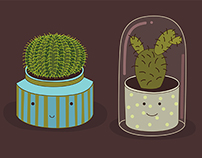 Cactus And Others