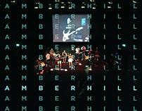 Amberhill - Show Visuals