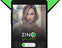 ZIN GALLERY app part 2