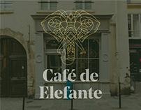 Café de Elefante - Branding & Packaging