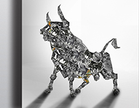 Bulls History illustration