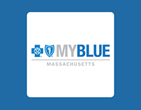 BCBS MYBLUE eCard Application