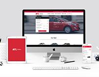 Website - MTL car rental