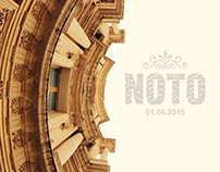 ALBUM PHOTO n. 1 - NOTO, the baroque city