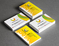 Kelapa Holiday Business Card