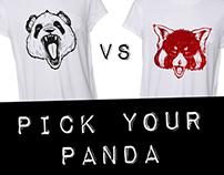 Pick Your Panda