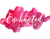 Enchanted Brush Script
