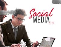 Social Media - 2019