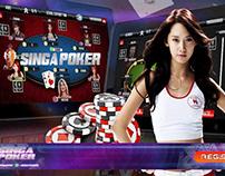 Bonus Poker Melimpah Daftar di Singapoker