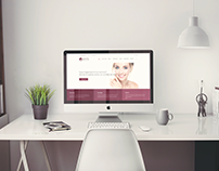 Arya Dental Spa / UX-UI Design
