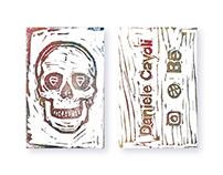 Linocut cards