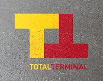 Total Treminal. Branding
