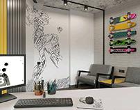 Визуализация кабинета