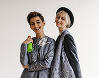 Textile design / Raincoats #zhuzhazhuzha