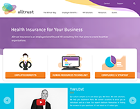 Web Design For AllTrust