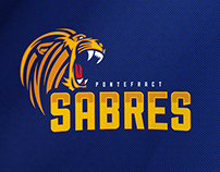 Sabres - Sports Team Logo Branding
