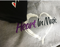 Heart In Music - Creative Direction